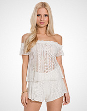 First And I FIMALO LACE TOP