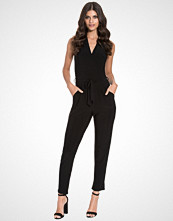 Miss Selfridge Lace Back Jumpsuit