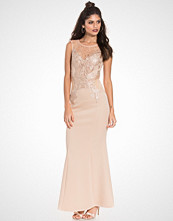 Lipsy Foil Placement Maxi