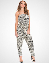 Only onlNOVA LUX TILES JUMPSUIT WVN