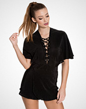 NLY Trend Tied Up Front Playsuit