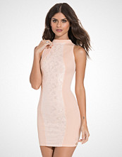 John Zack Sheer Shimmer Bodycon