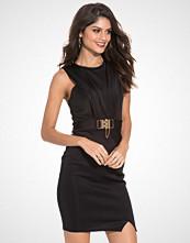 Lipsy Chain Front Wrap Dress