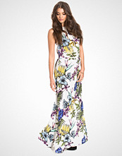 Soaked in Luxury Tropical Maxi Dress