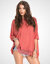 Only onlJENNY 2/4 BOXY TOP ESS