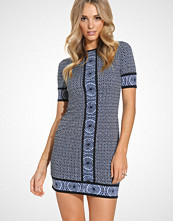 Michael Kors Edo Border SS Dress