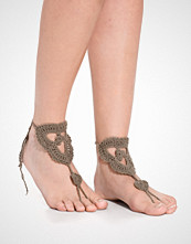 JFR Preveli Olive Foot Jewelry