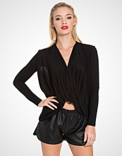 NLY Trend Wrap Sweater