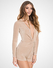 NLY One Knot Front Playsuit