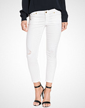 Michael Kors Denim DTRSD Skinny Crop