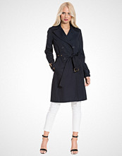 Michael Kors Fit And Flare Trench