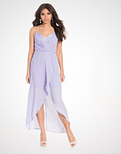 Elise Ryan High Low Maxi Dress
