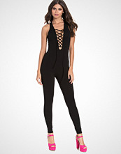 NLY One Lace Up Catsuit