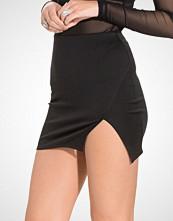 NLY One Thigh Slit Mini Skirt