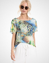Only onlPEACOCK S/S TOP JRS