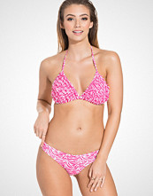 Pretty Me Zebra Sappho Brief
