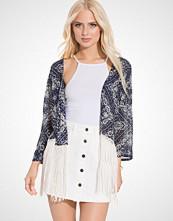 NLY Trend Fringe Hem Kimono