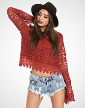 NLY Trend Come Along Crochet Top