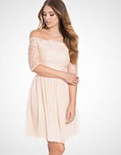 Little Mistress Bandeau Tulle Dress