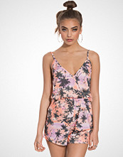 NLY Trend Simple Wrap Playsuit