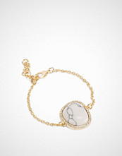 NLY Accessories Chain Marble Bracelet