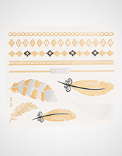NLY Accessories Feather Tattoo Big Pack