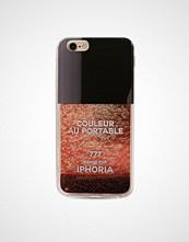 iPhoria Vernis Rouge Glitter Liquid