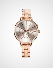 New Look Rose Gold Sports Watch