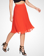 Miss Selfridge Pleated Midi Skirt