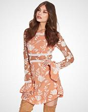 For Love & Lemons Mia Long Sleeve Dress