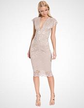 Honor Gold Adrianna Midi Dress