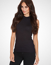 Only onlNEW BROOKS S/L HIGHNECK TOP ESS