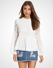NLY Trend Chiffon Lace Blouse