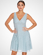 Miss Selfridge Silver Siren Dress