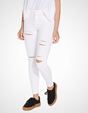 Miss Selfridge Multi Rip Jeans