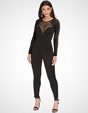 NLY One Mesh Mix Jumpsuit