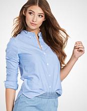 Vero Moda Blå Vmkatie Ls Shirt Noos