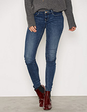 Only onlCORAL SL SK RAW EDGE JEANS CRE50