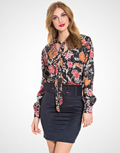 NLY Trend Printed Balloon Blouse