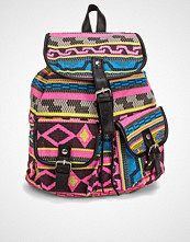 NLY Accessories Aztec Backpack