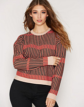 Dagmar Noelle Check Knit