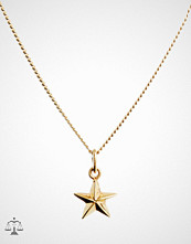 Blue Billie Star Charm