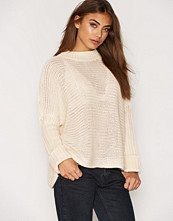 Noisy May NMVERA L/S FUNNEL NECK KNIT - B
