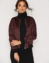 First And I FIPING BOMBER JACKET