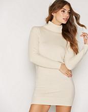 Jacqueline de Yong JDYBELLAMI L/S HIGHNECK DRESS KNT