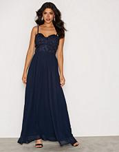 Ax Paris Detailed Bust Dress