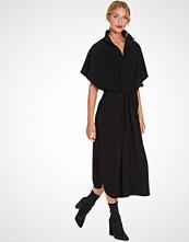 Filippa K Zip Collar Belt Dress