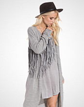 One Teaspoon The Sloan Fringed Coat