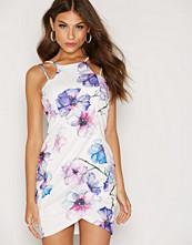 Ax Paris SL Wrap Front Dress