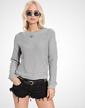One Teaspoon Essential Cotton Crew Sweater